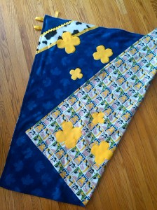 Custom Baby Blanket 2013 | www.jenniferdyck.com