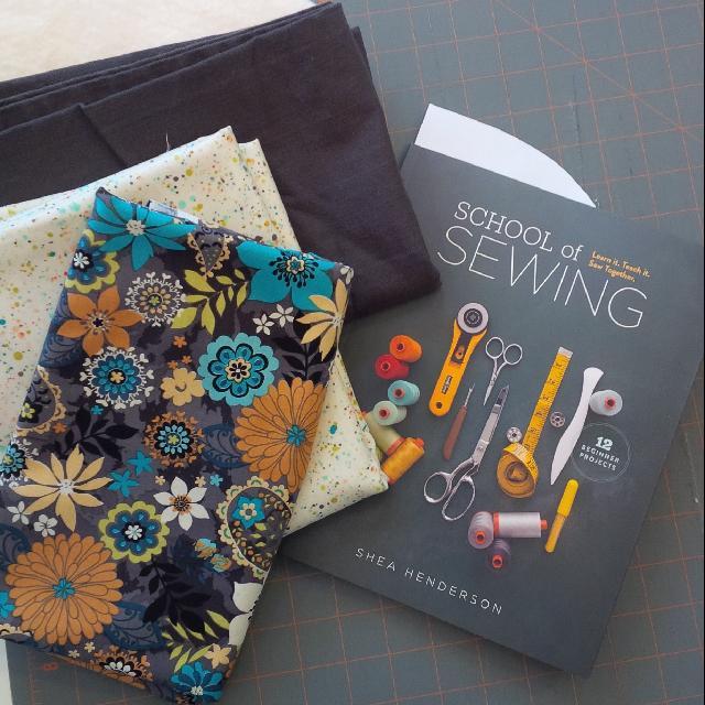 School of Sewing Book | www.jenniferdyck.com